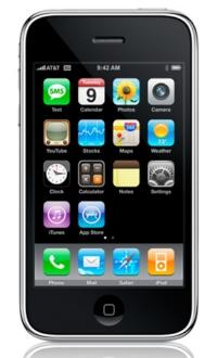 애플의 3G 아이폰
