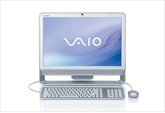 신개념 일체형 PC '바이오 JS 시리즈'