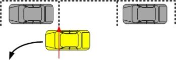 주차 잘하는 법 - 3 (평행주차)