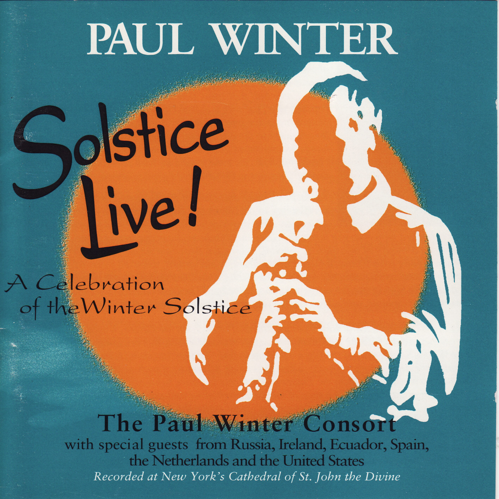 Paul Winter - Solstice Live! (1993)