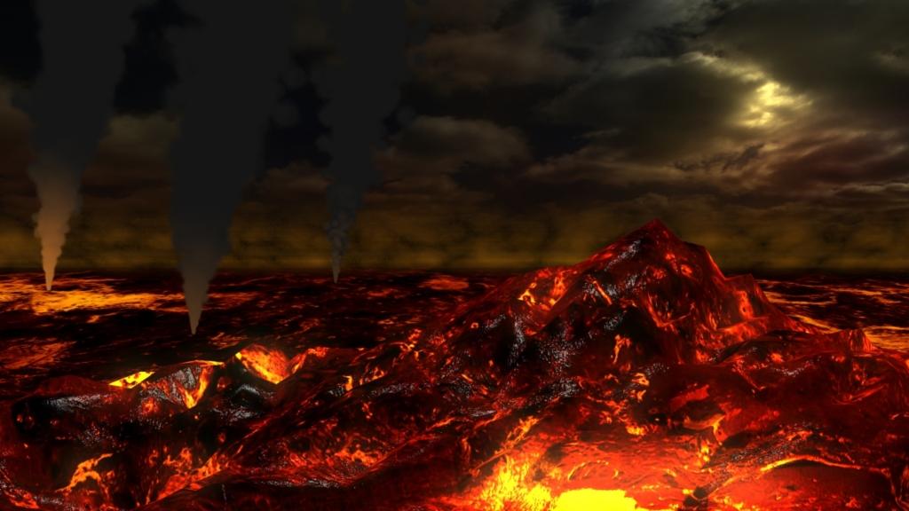 Hot Earth