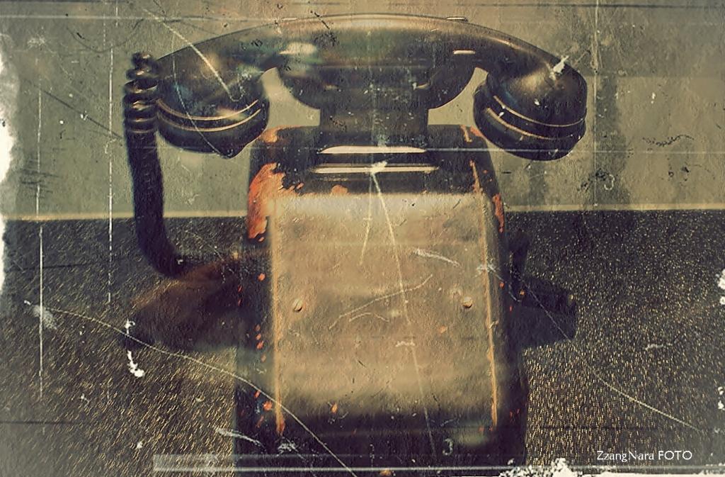 옛날전화기