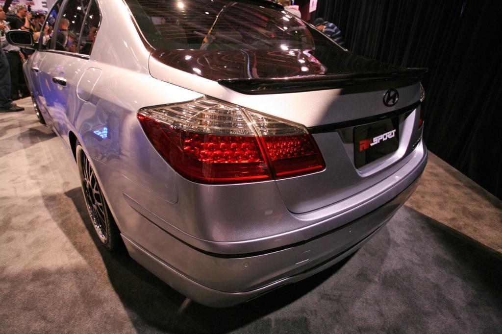 RKSport Hyundai Genesis