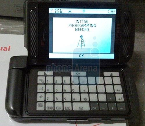 Samsung Alias 2 Leaked Photo