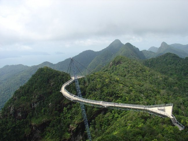 Langkawi Sky Bridge (Panorama Bridge)