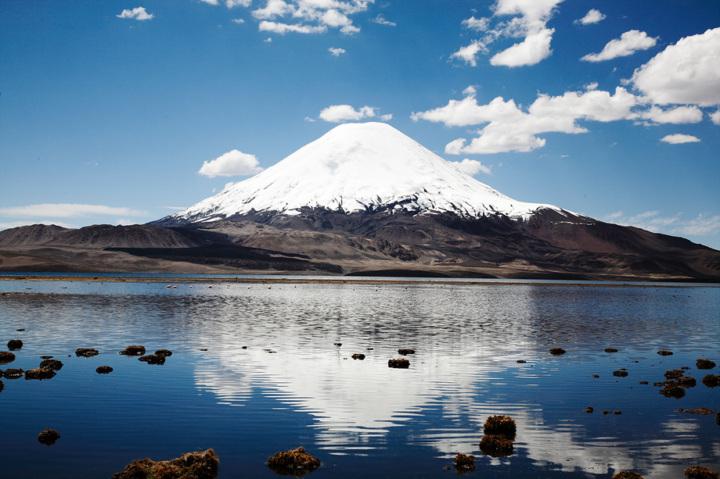 [칠레] 세계에서 가장 높은 화산 파리나코타(6,348m)