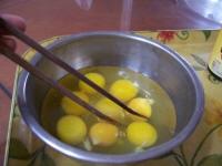 김밥용 계란부침 만들기