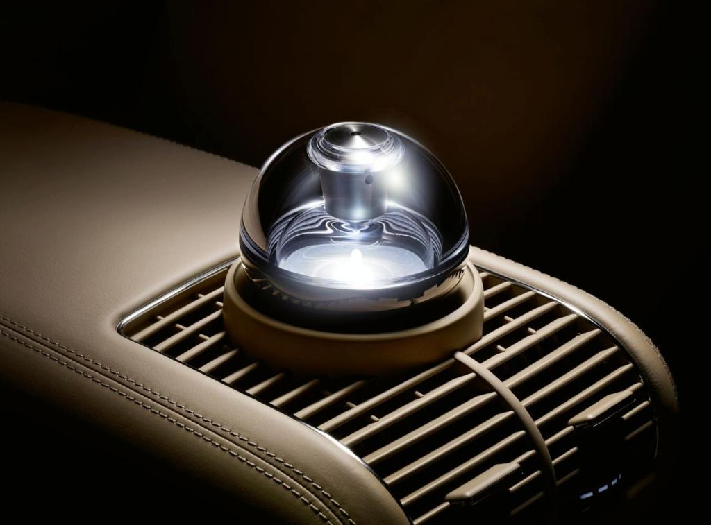 Mercedes Benz Parfum Herren