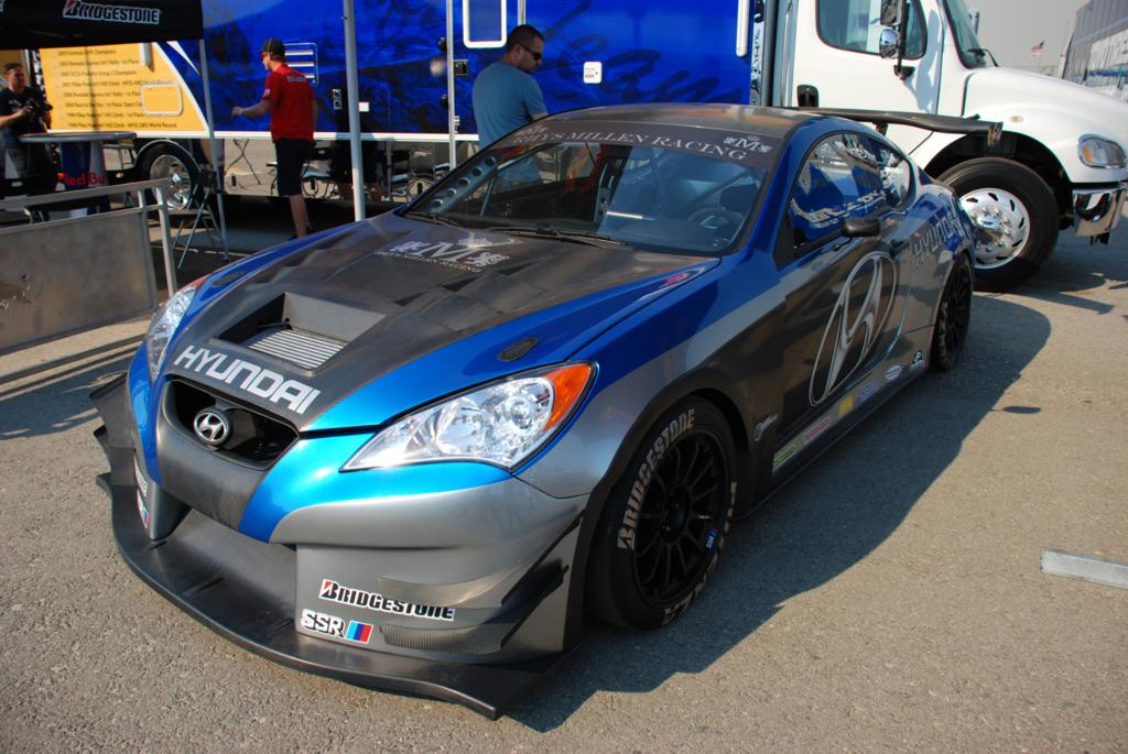 제네시스 쿠페 Rhys Millen Racing 버전