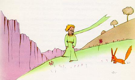 an analysis of the princes adventure in the little prince by antoine de saint exupery