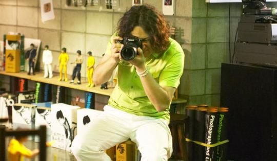 액션 피겨(피규어) 아티스트 김형언, 피겨의 표정을 잡아내는 일등공신은?