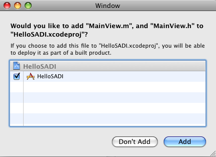 how to write a c program in xcode 4