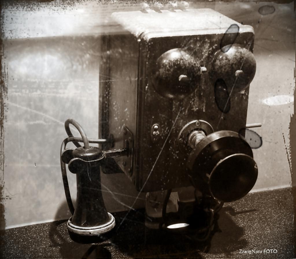 옛날 전화기,골동품