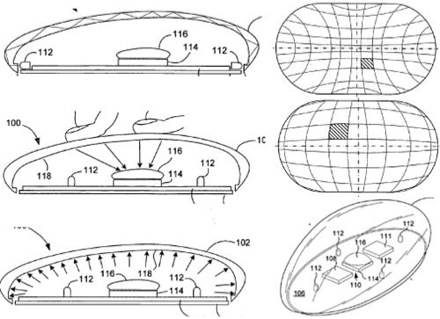 Apple's Optical Multitouch Mouse Patent
