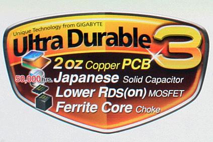 Ultra Durable3 광고