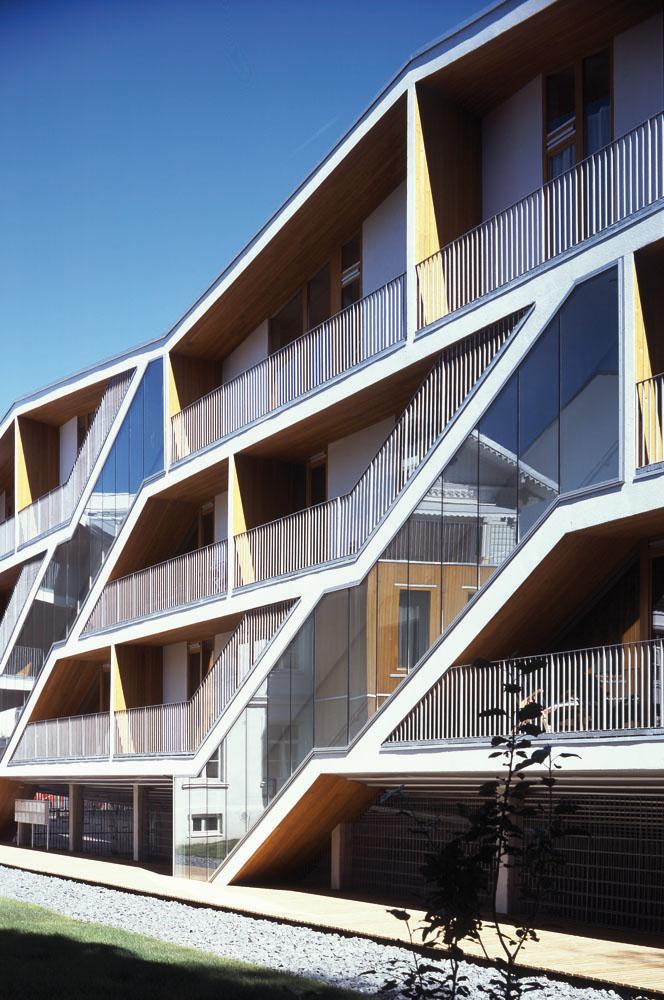 3 1 architects koidula apartment building 5osa. Black Bedroom Furniture Sets. Home Design Ideas