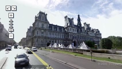 프랑스 스트릿뷰(Street View) : 파리(Paris)