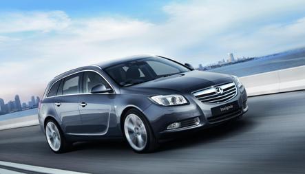 Vauxhall (Opel) Insignia