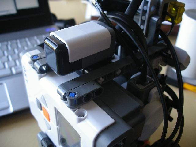 Accelerometer of SsirumBoy