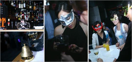 Let's go Masquerade, 가면 속 향기를 기억하다