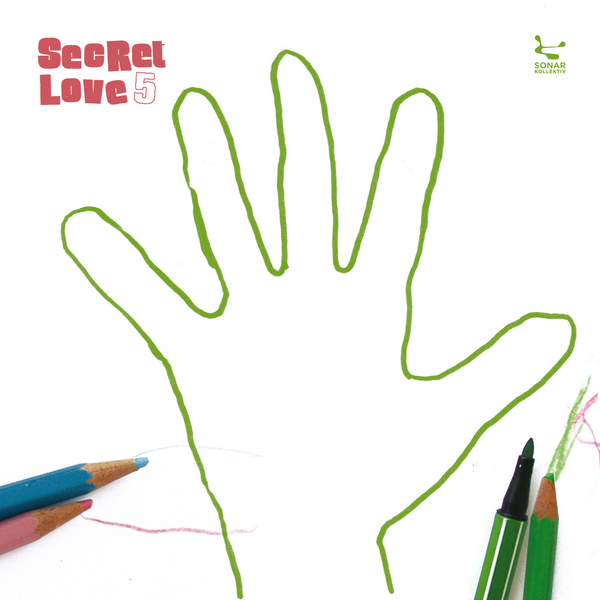 Secret Love 5 (Compiled by Jazzanova)