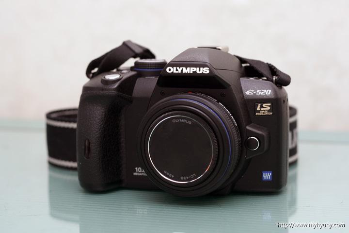 E-520 + 25mm