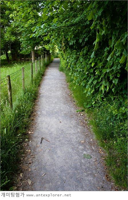 라트리그(Latrigg) 로 향하는 산책