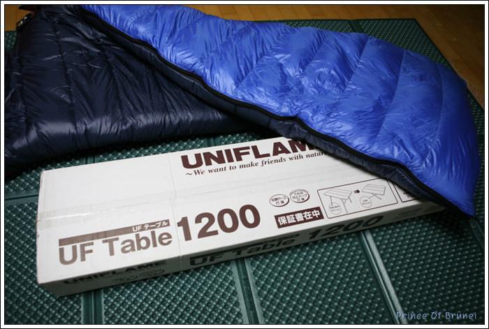 [Camp/Euip/Table] 유니프레임 UF-테이블 1200