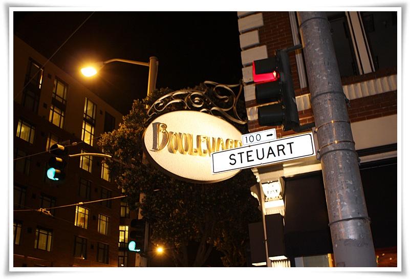 샌프란시스코 최고의레스토랑 - 블러바드
